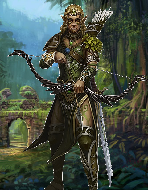 Wood Elves The Thekyr Corwyn